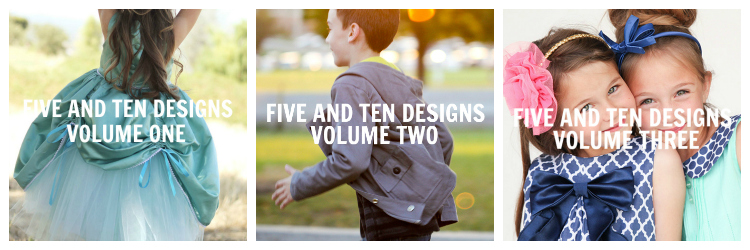 Five and Ten Designs