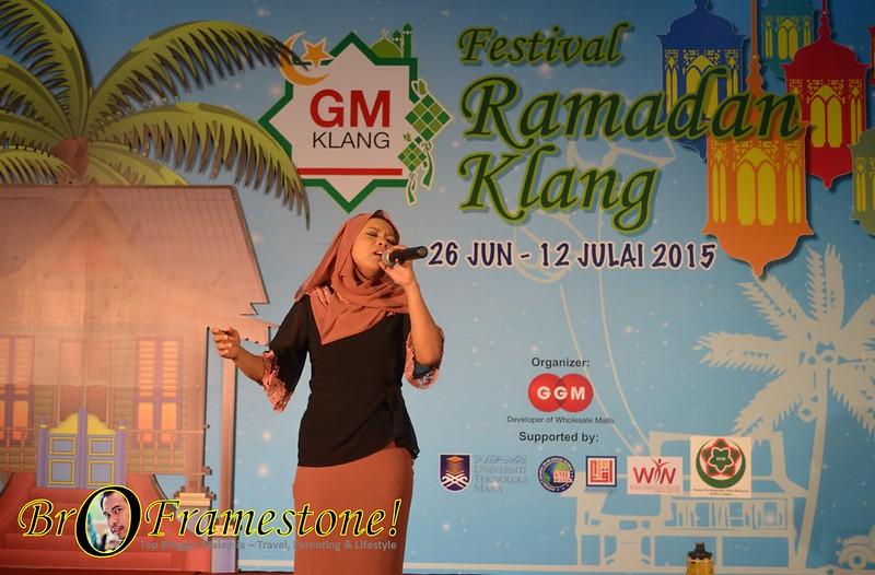 Festival Ramadan Klang 2015 di GM Klang
