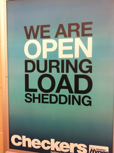 Always open even during Load Shedding