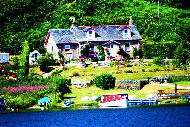 Aldochlay, Loch Lomond