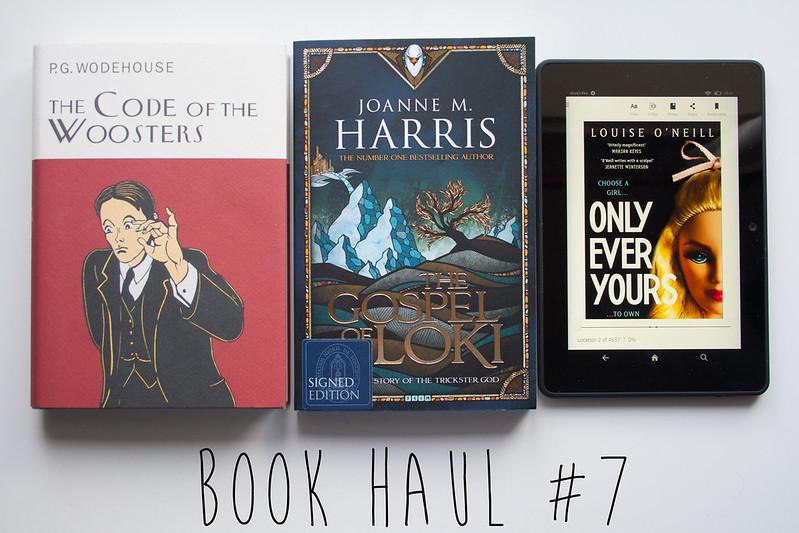 Book Haul #7