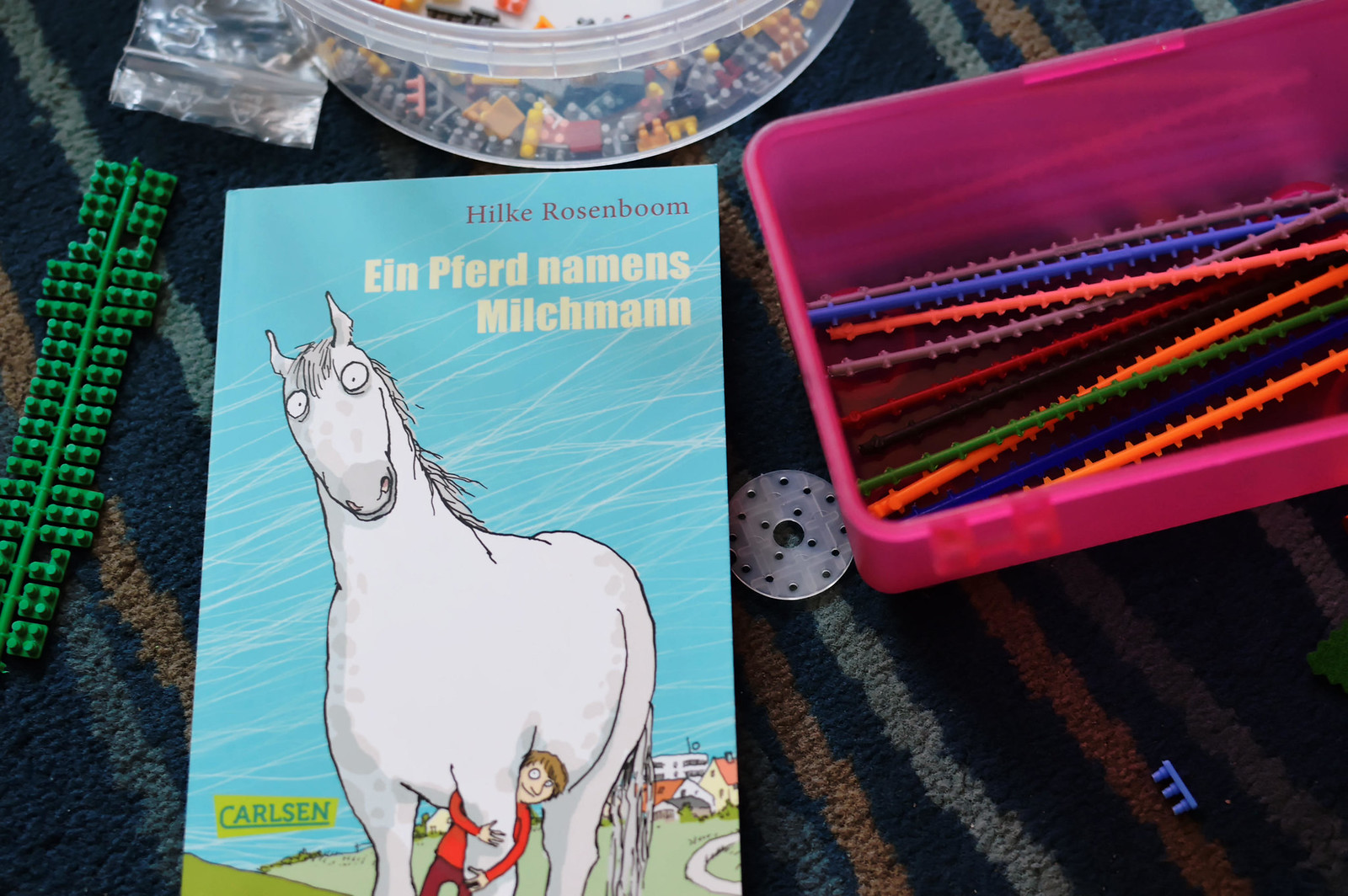 Ein Pferd names Milchmann
