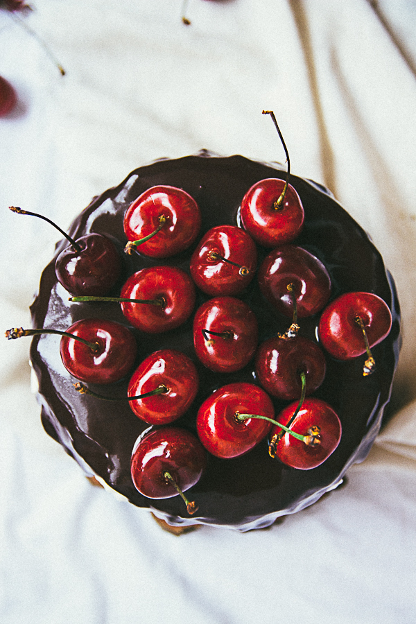 Black Forest Cake Light (Sugar Free)