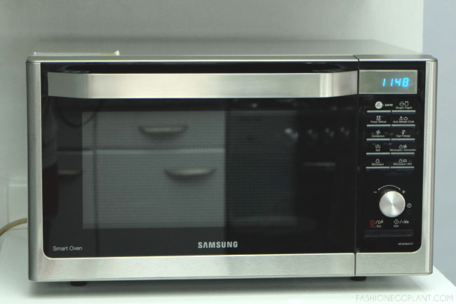 SAMSUNG SMART OVEN REVIEW