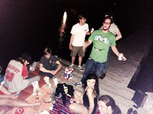 Stef and Leisa's Going Away Party on the Pier (July 1 2014) (1)