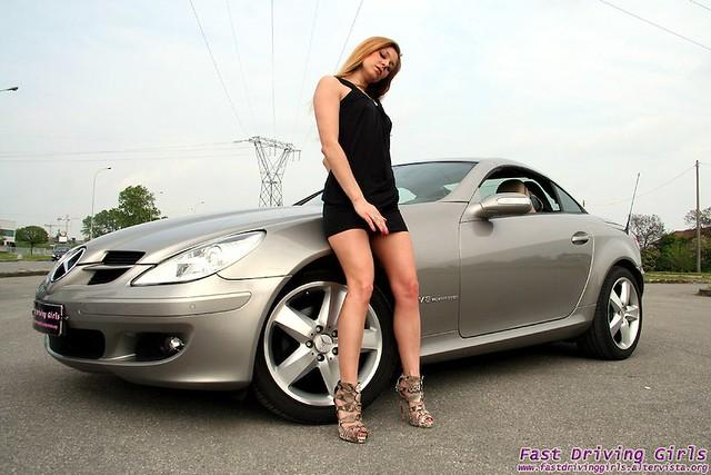027 Bonnie Mercedes SLK