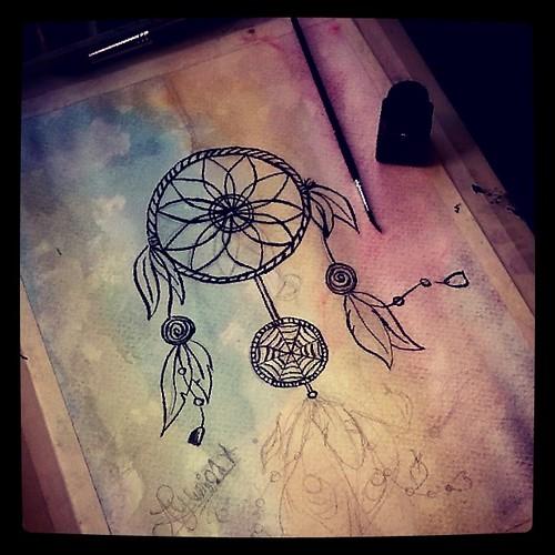 Dibujos De Atrapasueños Tumblr Imagui