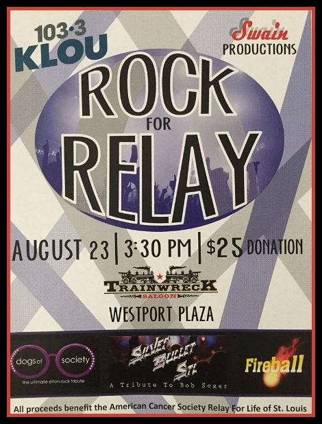 Rock For Relay 8-23-15