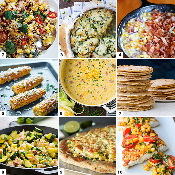 Best Corn Recipes