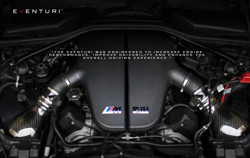 S85 M5 M6 Eventuri Intake System Bmw M5 Forum And M6