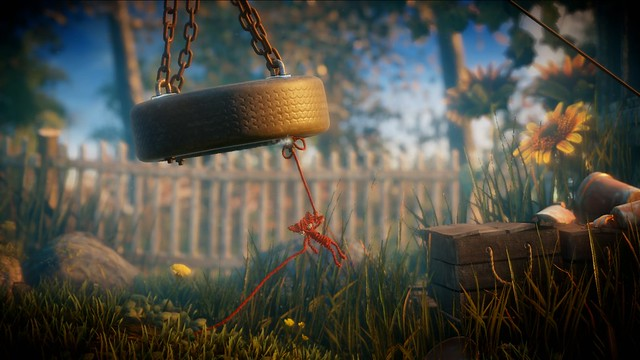 Unravel on PS4