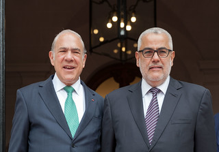 Official visit of Abdelilah Benkirane, Head of the Government of Morocco