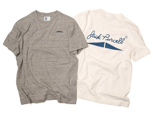 Converse / Jack Purcell Graphic Tee