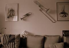 27/365, 4/52 - One View into my Living Room - Ein kleiner Blick in mein Wohnzimmer by trombone65 (PhotoArt Laatzen)