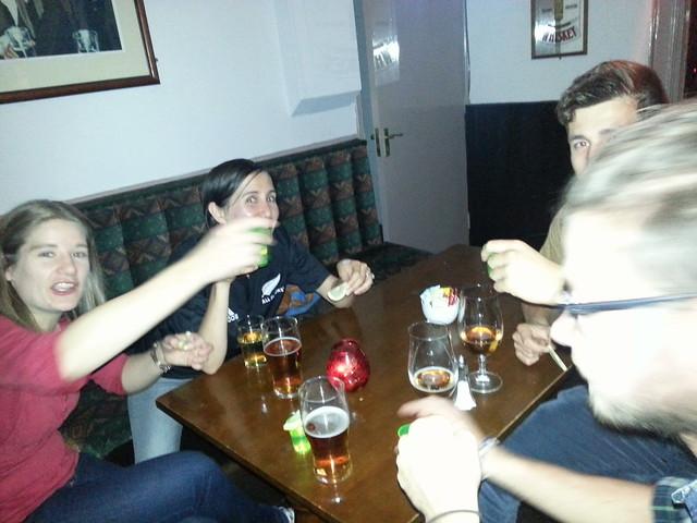 The White Swan pub Cambridge