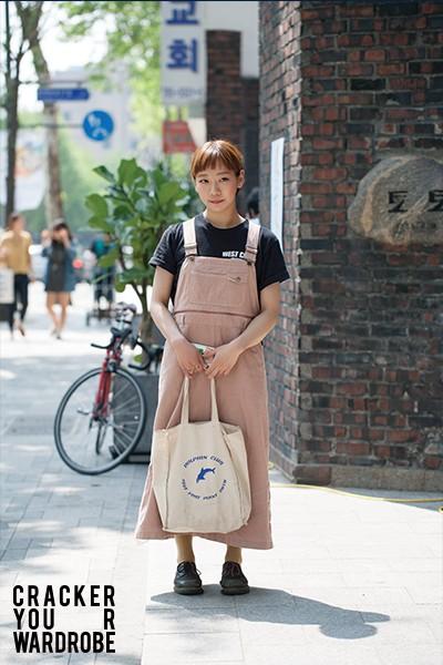 六月韓國街拍 5