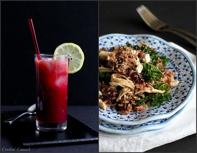 Tart Cherry Recipes | cookincanuck.com