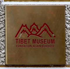 Tibet Museum in Gruyères