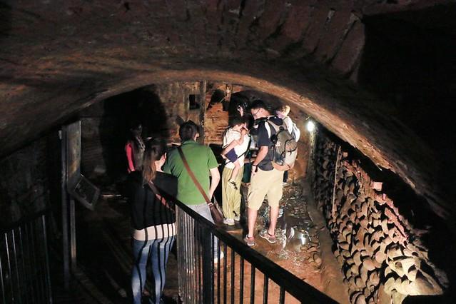 Alla scoperta della Pistoia sotterranea