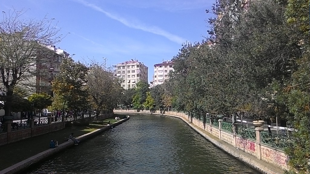 Porsuk河