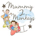 Mummy 2 Monkeys