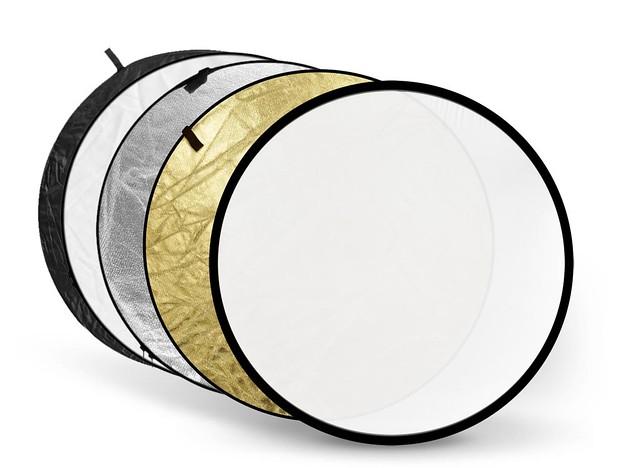 round reflector