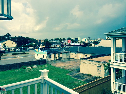 Elliott's Porch View (June 25 2014)
