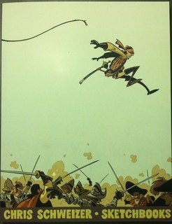 Sketchbooks by Chris Schweizer