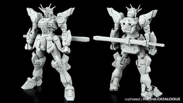 HGBF Kamiki Burning Gundam - Prototype Shots