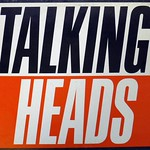 "TALKING HEADS TRUE STORIES 12"" LP VINYL"
