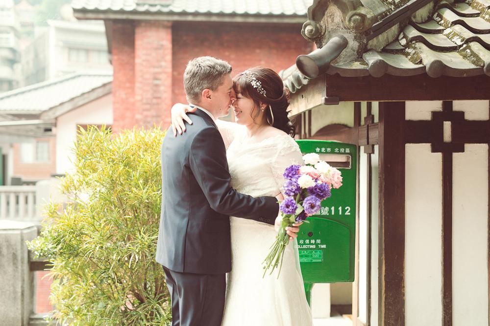 北投圖書館溫泉博物館婚紗拍攝取景