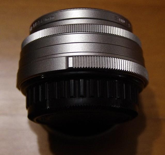 Vends mon 21mm DA Limited Silver ( version 1) à 350€ 18748065748_6671c6cd48_z