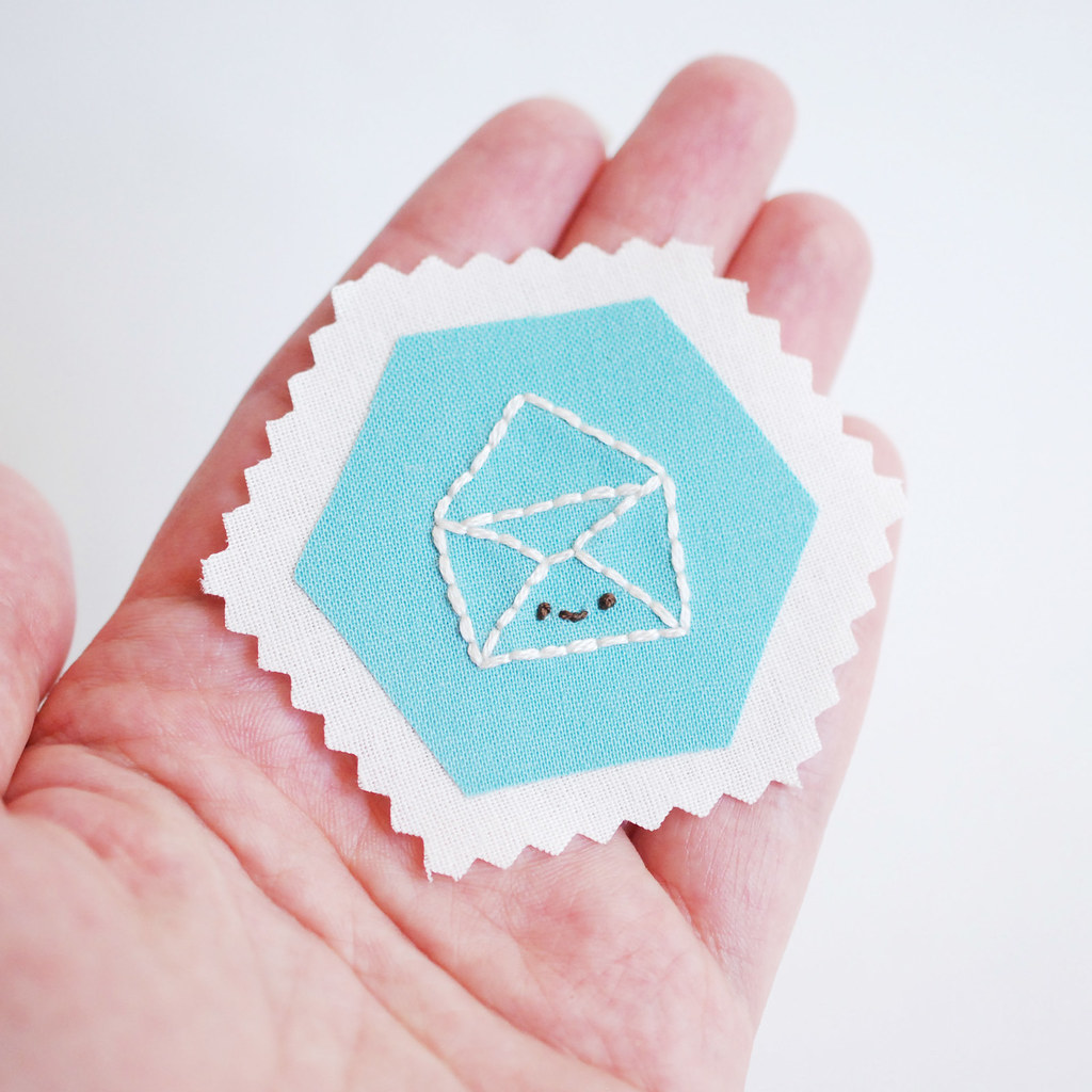 Hexagon Stamps