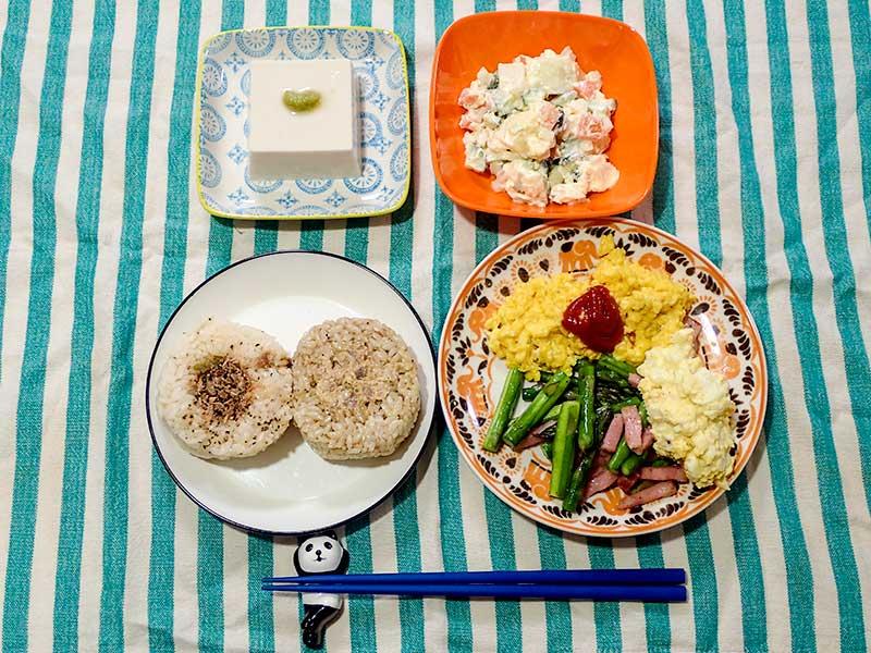 2015年6月15日の晩ご飯