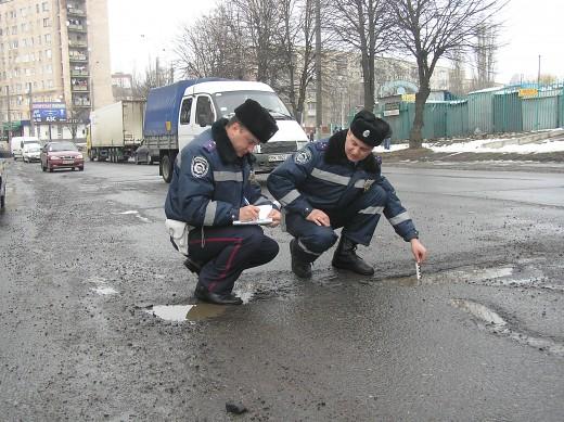 Авария на юго-востоке Москвы