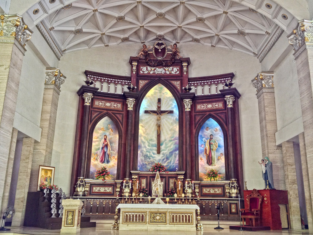 Holy Family Parish Quezon City Holy Family Parish | by