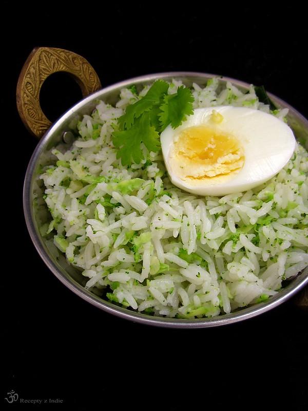 Brokolicova ryza