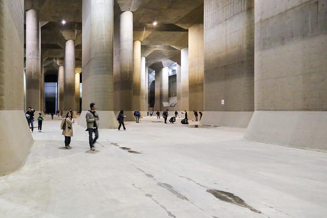 首都圏外郭放水路 2013