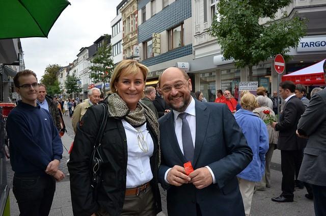 Wahlkampf zur Bundestagswahl 2013
