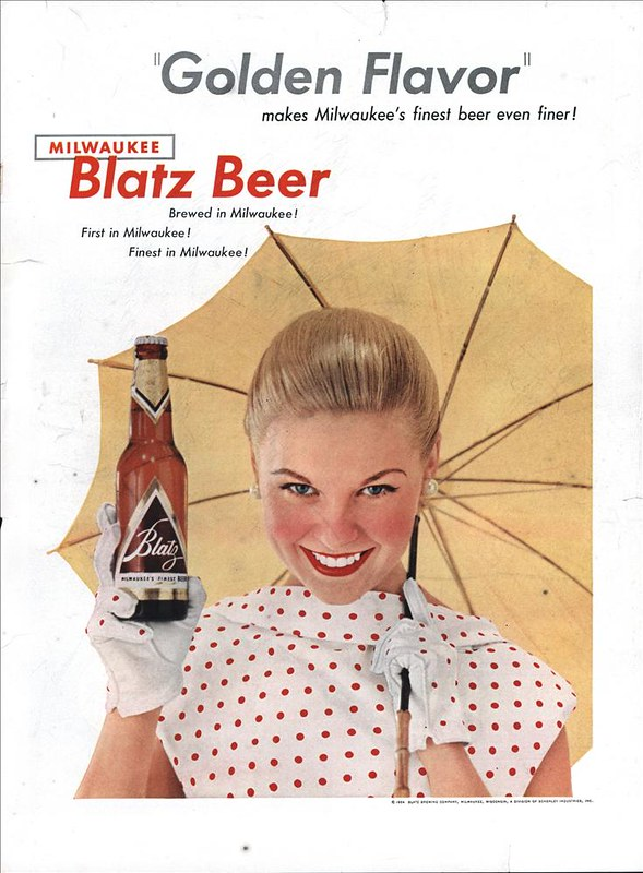 Blatz-1954-golden-flavor
