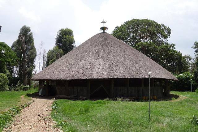 Igreja de Debre Sina, Gorgora
