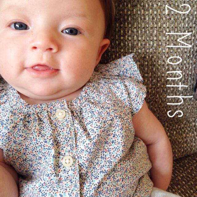 Elle Evergreen: 2 months