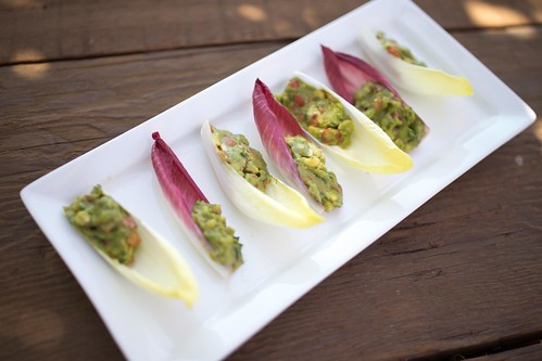 Endive-Avocado-Cups