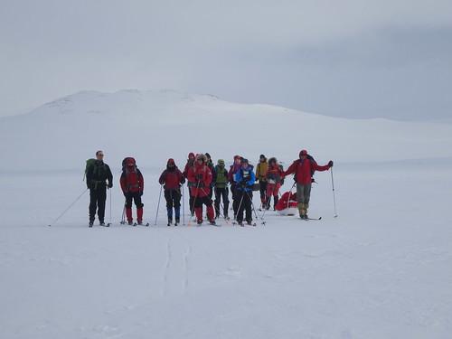 Jotunheimen-Filefjell ski trip March 2014