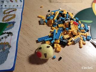 CIRCLEG MINIONS LOZ LEGO 微鑽積木 細過粒米阿 (3)