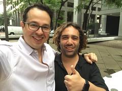 Fede y Andrés