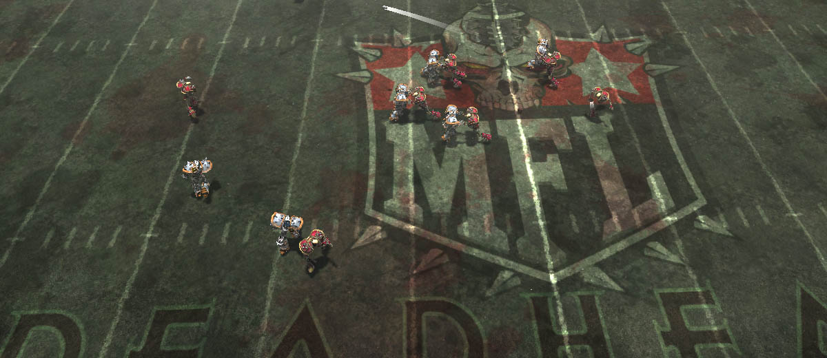 Nación Pix Entrevista de Mutant Football League