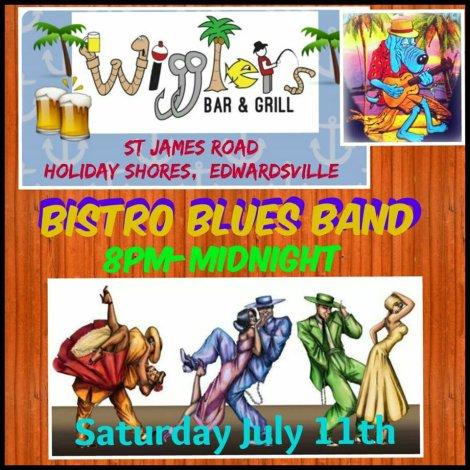 Bistro Blues Band 7-11-15