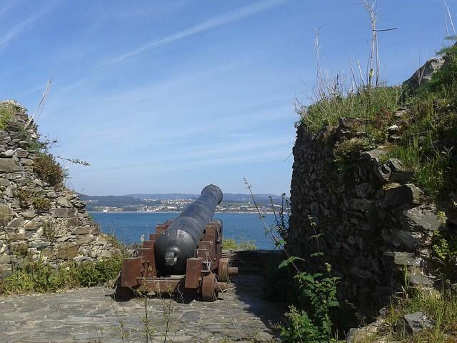 Castillo de Fontán en Sada