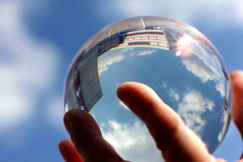 Crystal Ball / Glaskugel